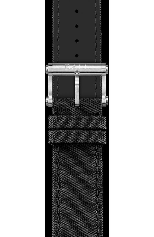 Cordura 21mm - Brushed pin buckle