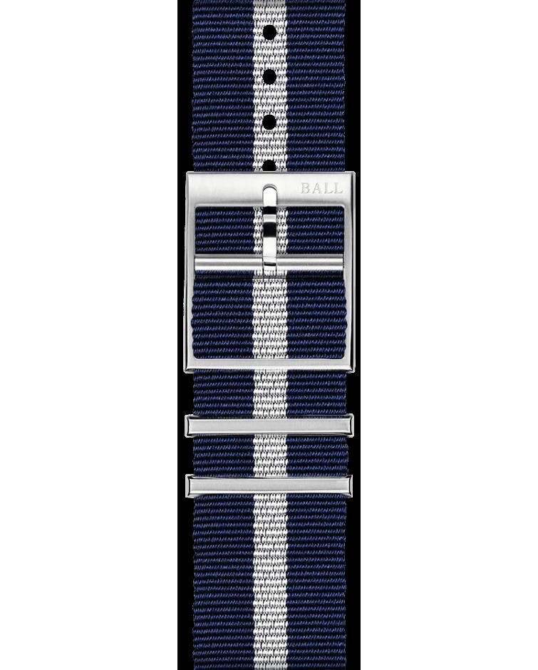 Blue NATO 21mm
