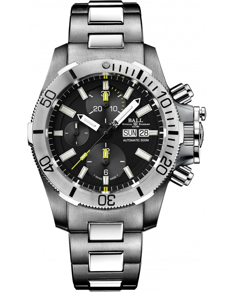 Engineer Hydrocarbon Submarine Warfare Chronograph