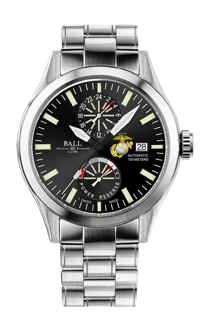 Engineer II U.S. Marine Corps GMT (40mm)