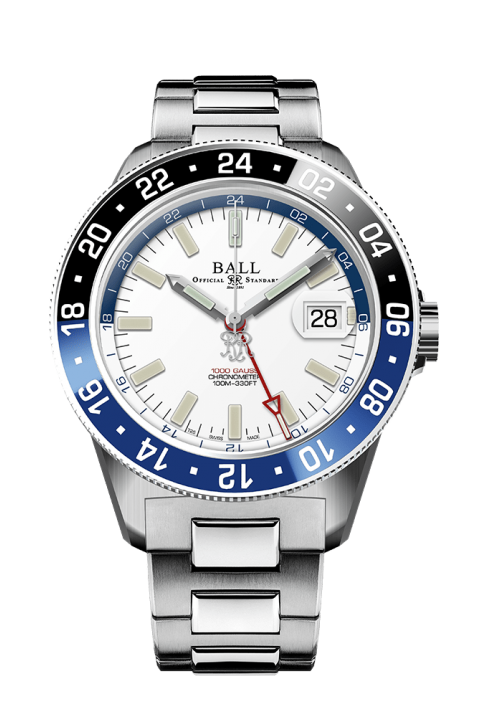 Engineer III Jet-Set GMT (40mm)