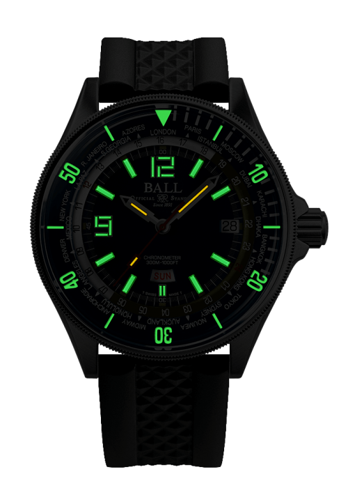 Engineer Master II Diver Worldtime (42mm)