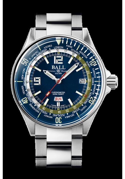 Engineer Master II Diver Worldtime (42mm)