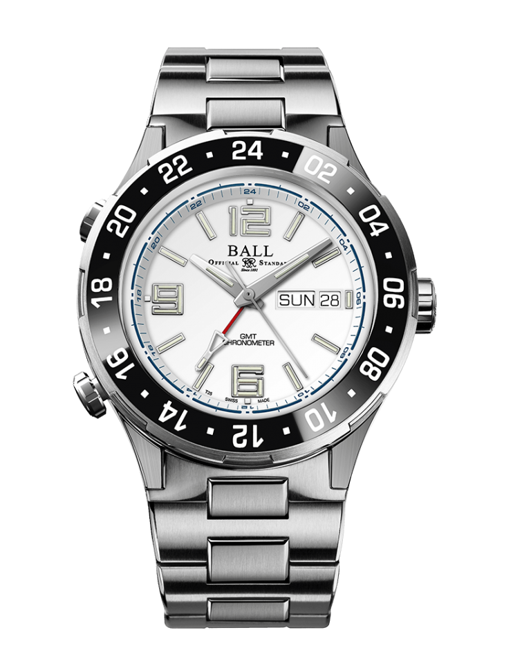 Roadmaster Marine GMT (40mm)