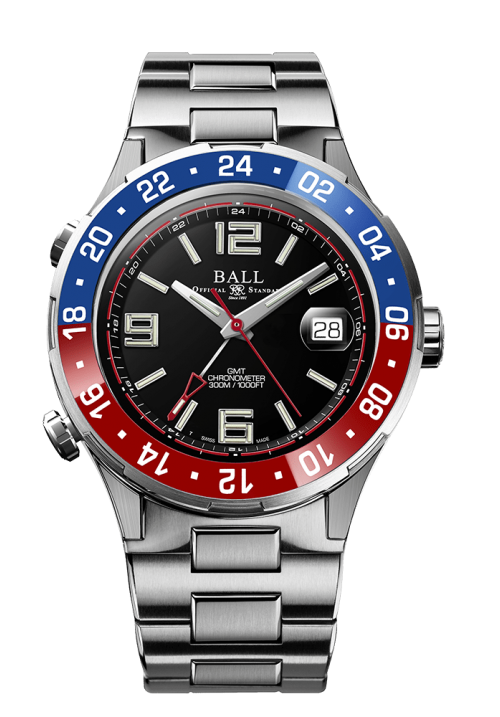 Roadmaster Pilot GMT (40mm)