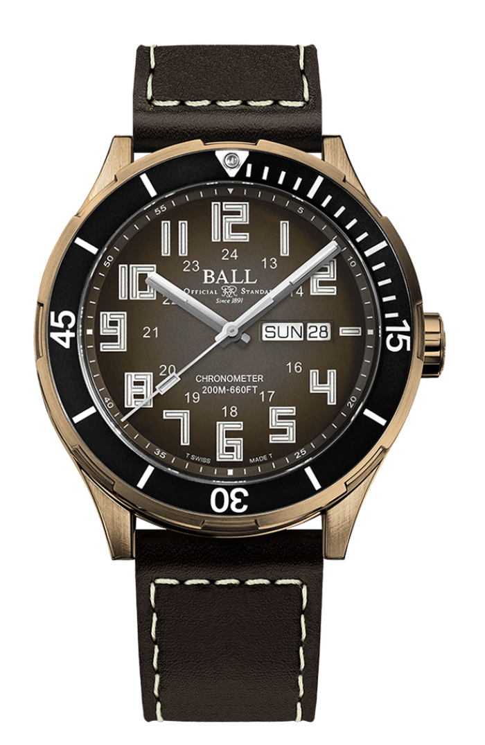 Roadmaster StarLight Bronze (42mm RR1102-C)