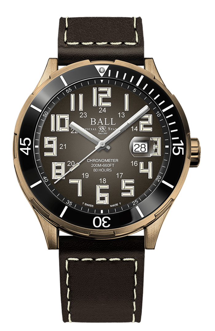 Roadmaster StarLight Bronze (43mm Cal. RRM7309-C)