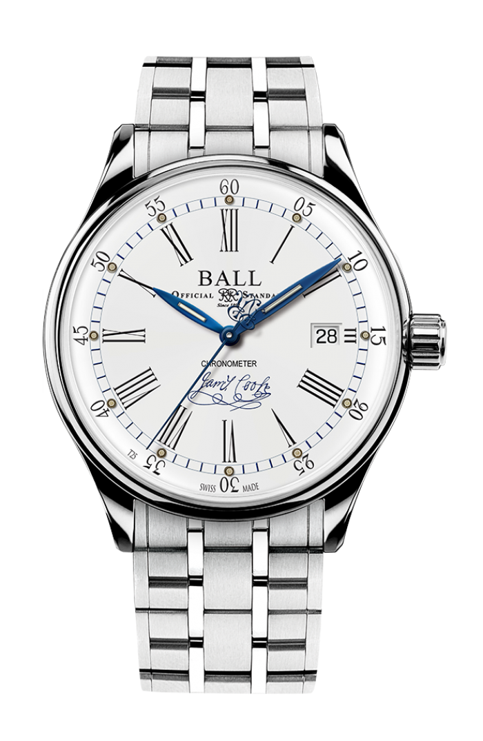 Trainmaster Endeavour Chronometer