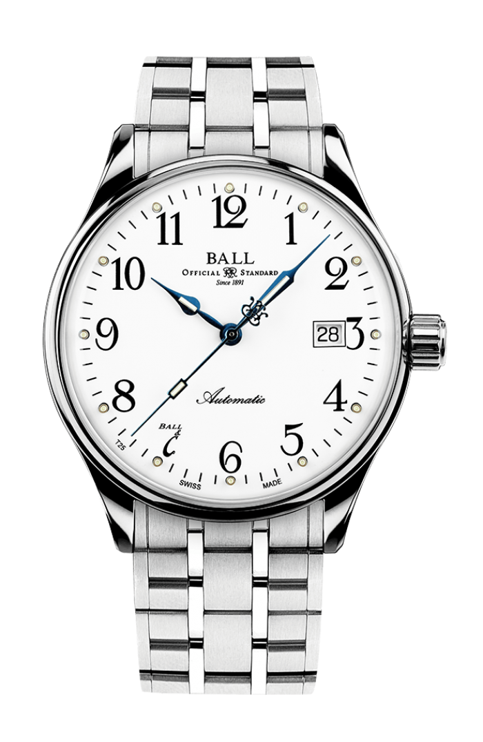 Trainmaster Standard Time 135 Anniversary
