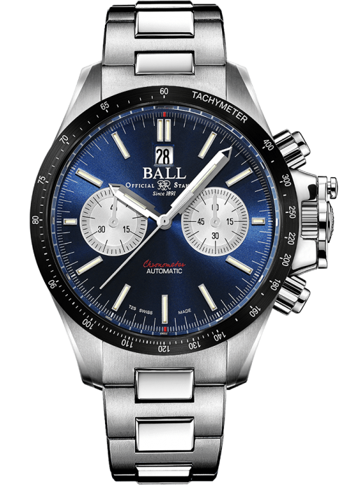 Engineer Hydrocarbon Racer Chronograph