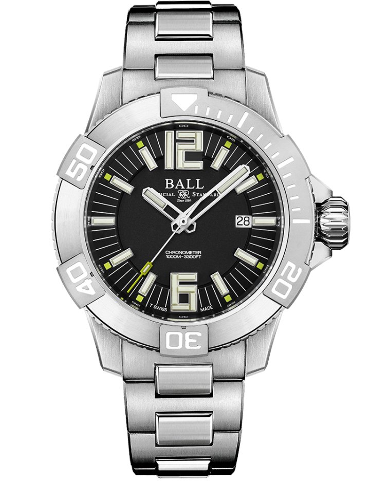 Engineer Hydrocarbon DeepQUEST II (42mm)