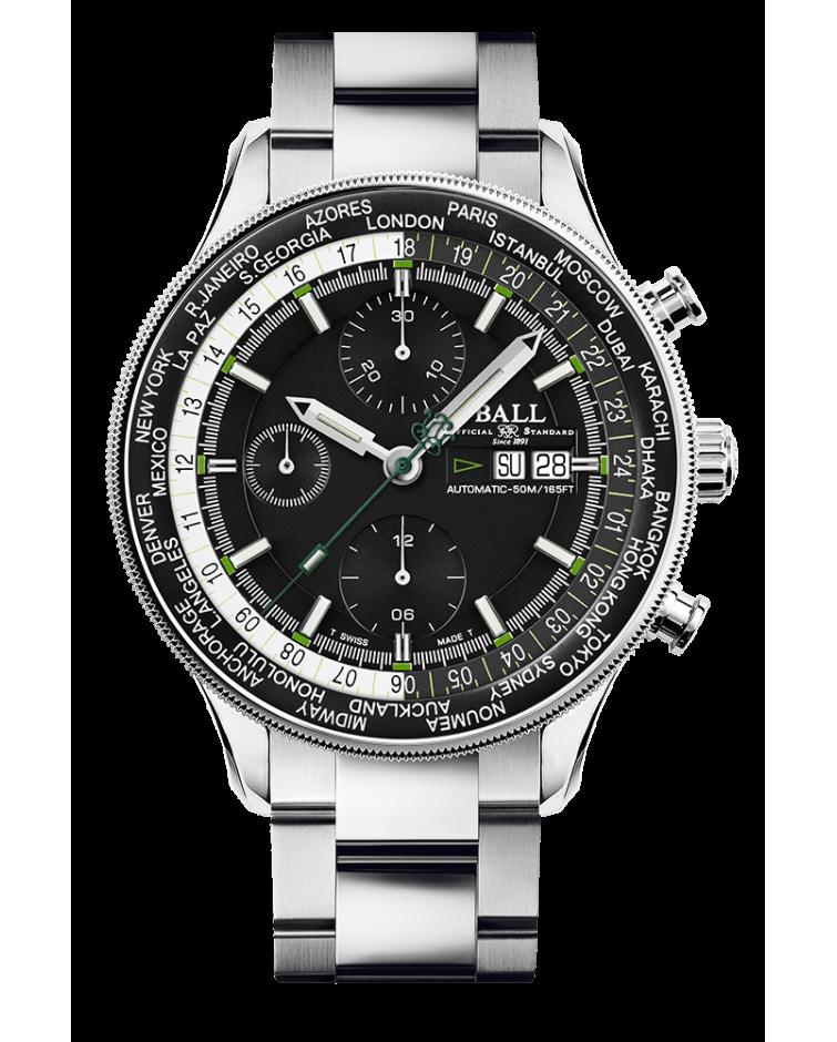 Engineer II Navigator World Time Chronograph